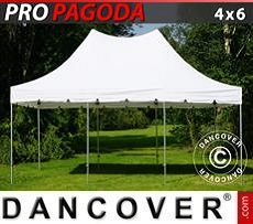 Party tent 4x6 m White