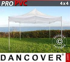 Party tent 4x4 m Clear