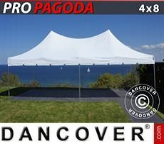 Party tent 4x8 m White