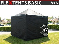 Pop up party tent Pro 3x6 m Aluminium for sale
